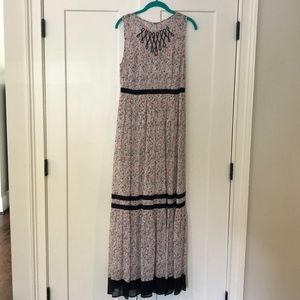 Tracy Reese Maxi Dress from Anthropologie. SS 10